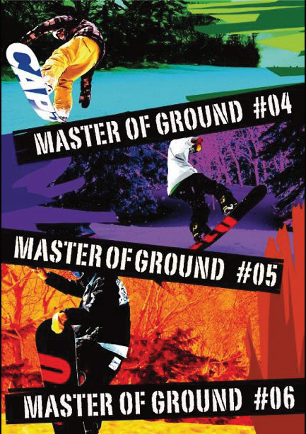 MASTER OF GROUND #4-#6